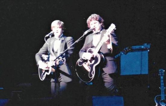 THE EVERLY BROTHERS THE PALACE NORTH MYRTLE BEACH !!!