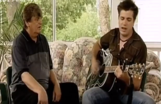 Phil and Jason from the Dutch interview in 2004