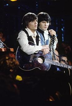 Johnny Cash Replacement Show by The Everly Brothers 1970