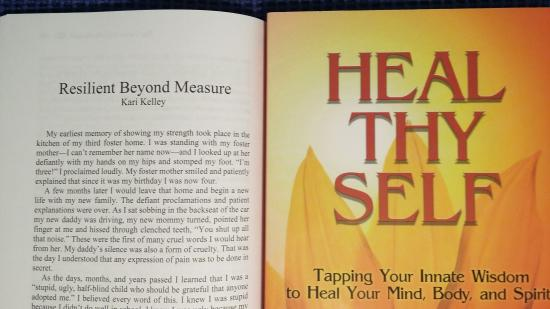 My chapter in the #1 Best Selling Book