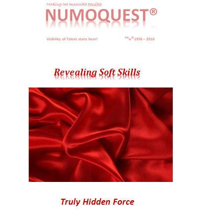 There are only view ways of truly assessing Soft Skills RealTime. The force of Soft Skills Revealed... http://numoquest.nl/Soft%20Skills.pdf